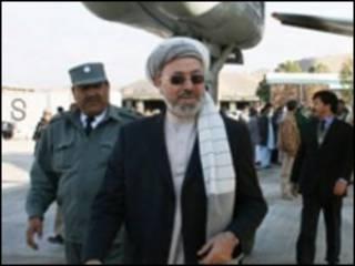 خلیلی - عکس از سایت معاون رئیس جمهوری افغانستان