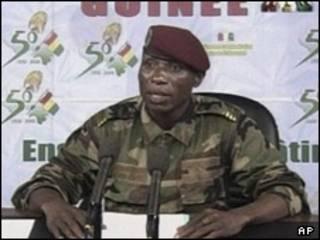 کامارا رهبر کودتا