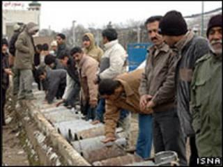 خط لوله انتقال گاز ترکمنستان