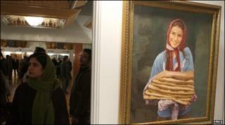 نمایشگاه فروش آثار هنری تهران