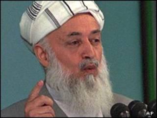 برهان الدین ربانی