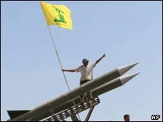 موشکهای حزب الله