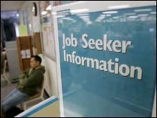 بیکاری در آمریکا