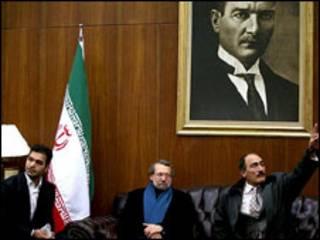 علی لاریجانی، عکس از خبرگزاری مهر