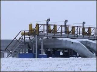 خط لوله گاز روسیه