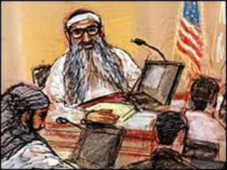 دادگاه نزدیکان بن لادن