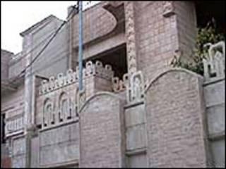 ساختمان متعلق به  ایران در اربیل