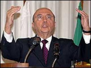 Henrique Meirelles, presidente do BC (Foto: Valter Campanato/ABr)