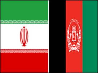 د افغانستان او ایران ګډ بیرغ