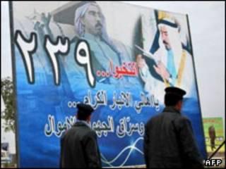 پوسترهای انتخاباتی عراق