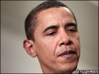O presidente dos Estados Unidos, Barack Obama (Getty Images, 28/1)