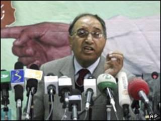 عزیزالله لودین، رییس کمیسیون انتخابات افغانستان