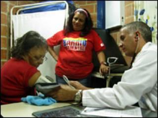 Programa Bairro Adentro, na Venezuela