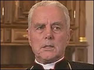 Bispo Richard Williamson (arquivo)