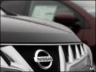 carro da Nissan