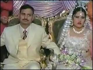 Imagem do vídeo de casamento de Sabra Ahmadzai