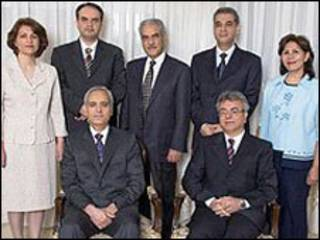 بهائیان بازداشت شده