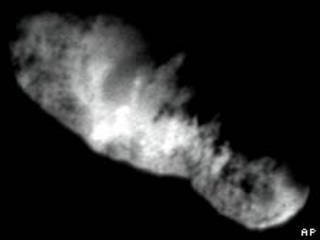 O cometa Borrelly (AP)