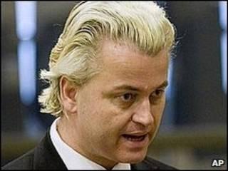 النائب اليميني في البرلمان الهولندي جيرت ويلدرز