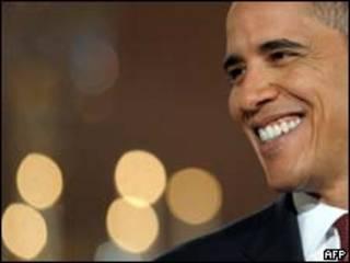 O presidente dos Estados Unidos, Barack Obama (AFP)