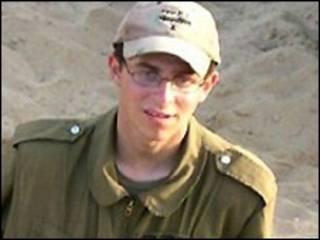 इसरायली सैनिक गिलाद शालित