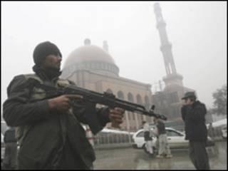 سربازان افغان در کابل (عکس از آرشیو)