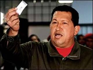 Hugo Chávez- AFP