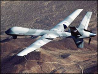 هواپیمای بدون سرنشین آمریکایی