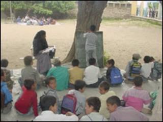 دانش آموزان افغان