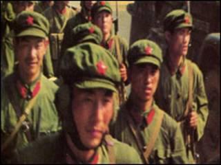 Quân Trung Quốc đánh Việt Nam năm 1979