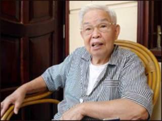 Cựu thứ trưởng Ngoại giao Trần Quang Cơ