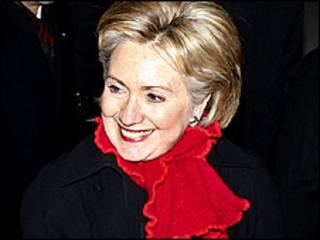 Bà Hillary Clinton