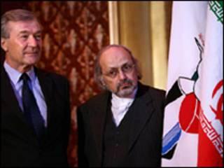سفرای ایران و آلمان، عکس از خبرگزاری مهر