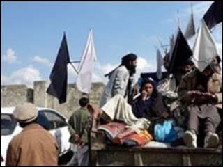 طالبان در دره سوات