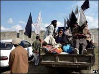 Militantes do Talebã