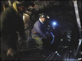 Thợ mỏ Trung Quốc