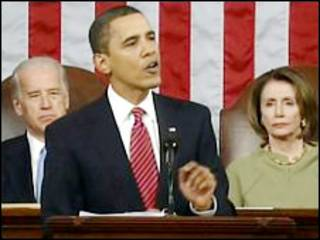 اوباما، بایدن و نانسی پلوسی