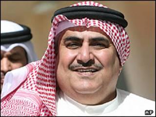 شیخ خالد بن احمد آل خلیفه