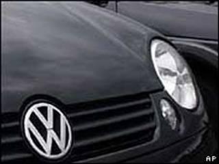 Carro da Volkswagen