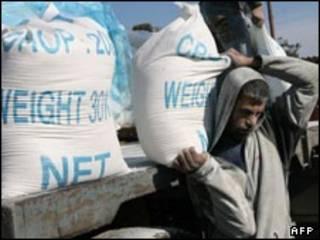 کمکهای بین المللی برای غزه