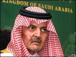 سعود الفیصل - عکس آرشیوی