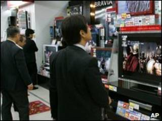 consumidor japonês