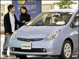 Carro da Toyota à venda