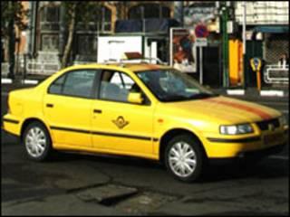 تاکسی های تهران