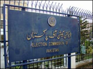 فائل فوٹو، الیکشن کمیشن آف پاکستان