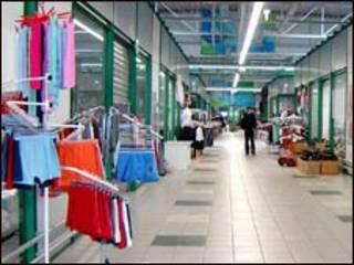 Một trung tâm mua bán ở Wólka Kosowska