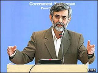 غلامحسین الهام، مشاور حقوقی رئیس جمهوری ایران