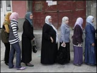 Mulheres iraquianas