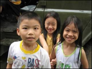 Trẻ Việt Nam (hình chỉ có tính minh họa)