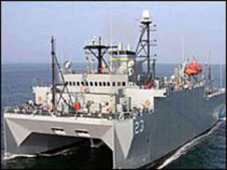 USS Impeccable